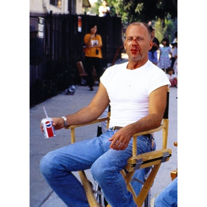 Happy Birthday to Bruce Willis. My