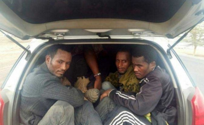 Nyeri policemen arrested after receiving Sh128,000 bribe from Ethiopian aliens