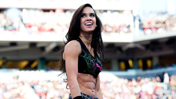 Happy Birthday to AJ Lee, who is celebrating the big 30 today!!!