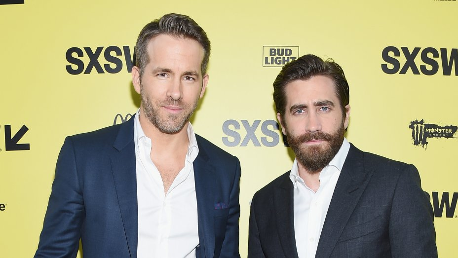 SXSW: Ryan Reynolds, Jake Gyllenhaal Talk On-Set Camaraderie at 'Life' Premiere