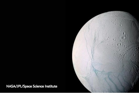 Enceladus's buried ocean is just beneath the surface https://t.co/74rWdfaonf https://t.co/IytEr3sNWi