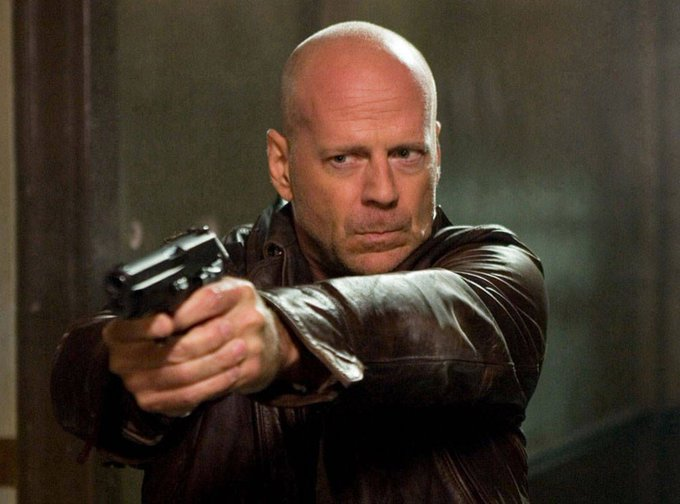 """Everybody, no matter how old you are, is around 24, 25 in their heart.\"" Happy 62nd birthday Bruce Willis!"