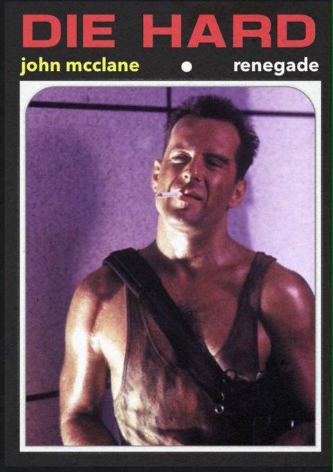 Happy 62nd birthday to Bruce Willis.