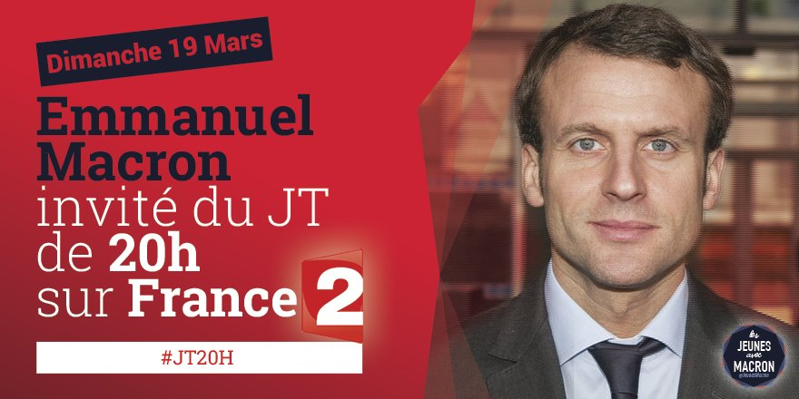 �� @EmmanuelMacron est l'invité du 20H de France 2 #JT20H  #DIRECT ➡️ https://t.co/KjGROEGQ1g https://t.co/06eSoVQyWb