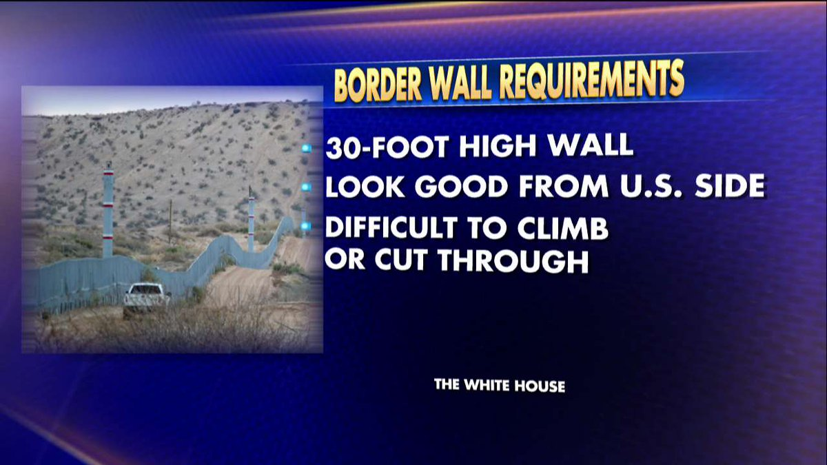 Border wall requirements. https://t.co/AFYG0s5pCS