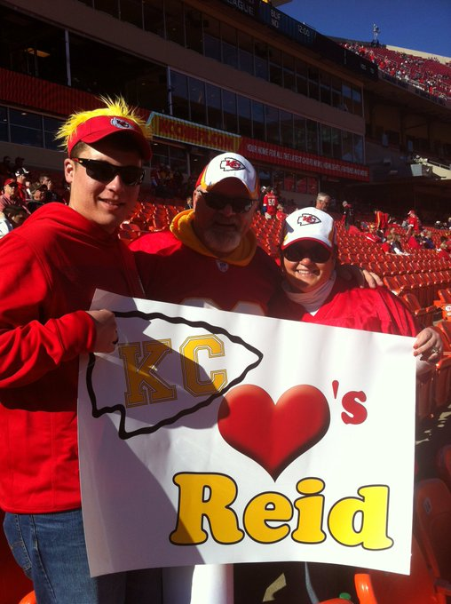 Happy Birthday Coach Andy Reid