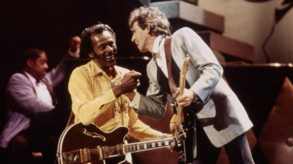 Remembering some of the great music #ChuckBerry gave the world: https://t.co/2Wsnnr63pS https://t.co/Grmq27Qjik