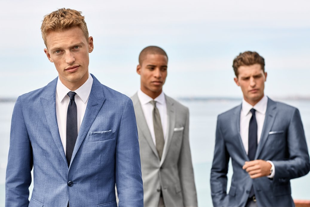 Choose BOSS tailoring for an impeccable look at summer weddings #ThisIsBOSS https://t.co/PuTOtfqWKU