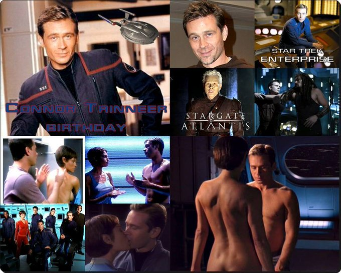 3-19 Happy birthday to Connor Trinneer from Star Trek Enterprise.