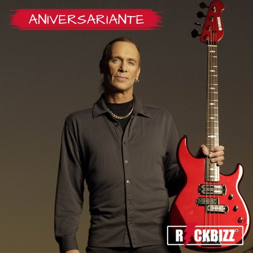 Happy Birthday, Billy Sheehan!
