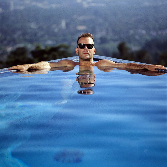 Happy 62nd birthday, Bruce Willis!