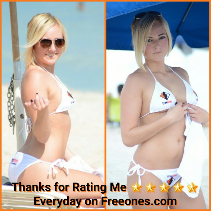 Have you rated me 🌟🌟🌟🌟🌟 on @FreeOnes today? I appreciate your support, lovies! 💋 https://t.co/RESOXwJnkE