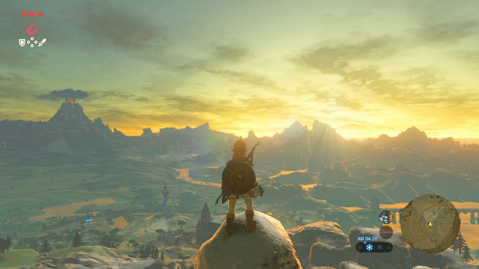 How to beat #LegendofZelda #BreathoftheWild in under 50 minutes: https://t.co/0wM9Gwjdk5 https://t.co/cGDD2UoVGd