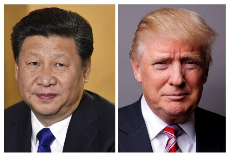 """Don't use Taiwan"", Taipei frets ahead of Trump-Xi meeting"