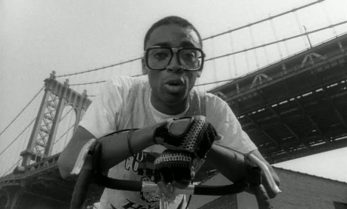 Do you know do you know do you know? It\s Spike Lee\s Birthday.  Happy Birthday Mr. Lee!
