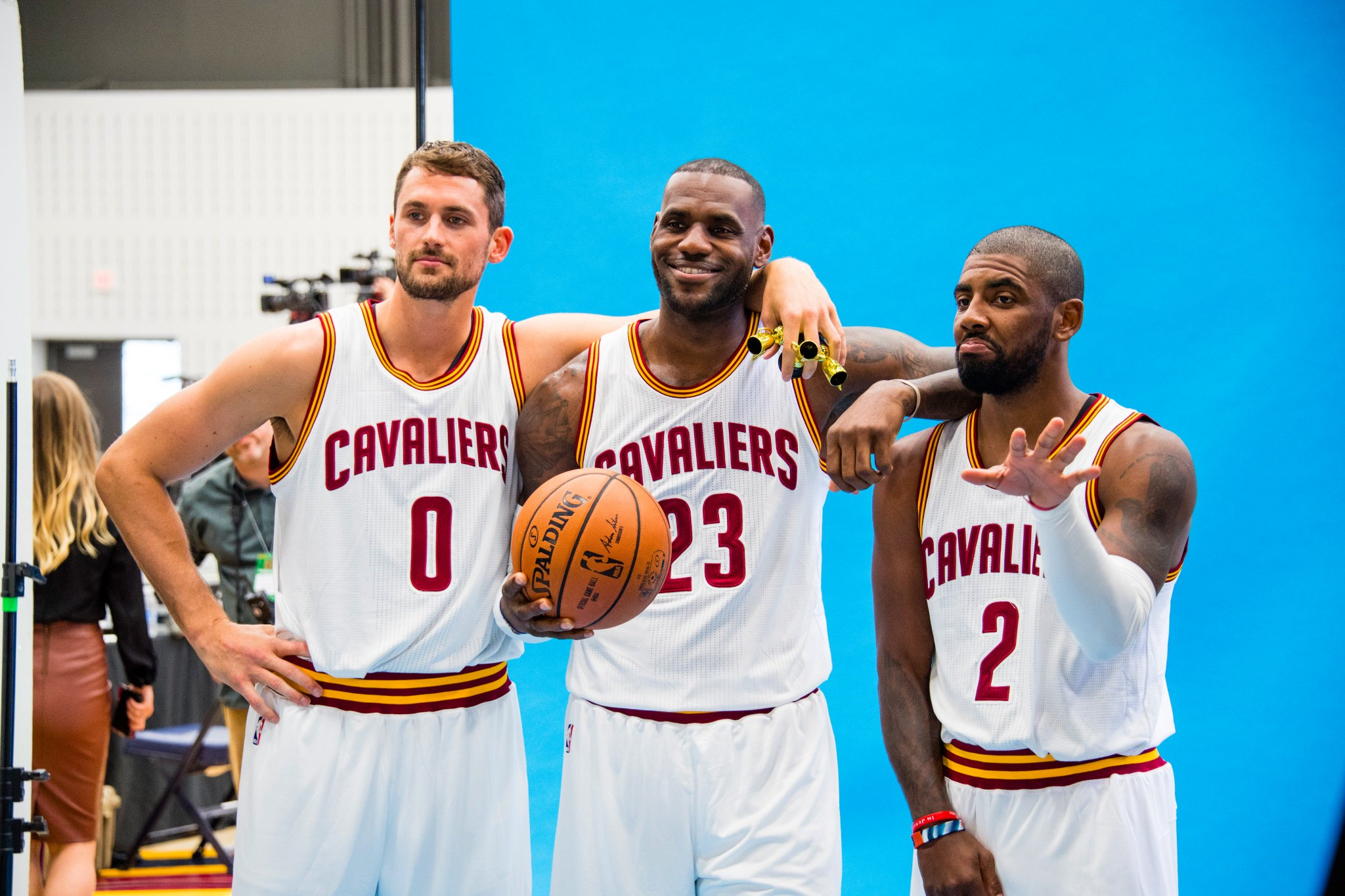 1st half scoring Big 3: 48 pts All other Cavs combined: 7 pts https://t.co/zd4V0Er1W1