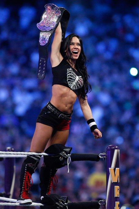 "Happy Birthday to the beautiful former WWE Diva, April Jeanette \""AJ\"" Mendez Brooks aka AJ Lee!"