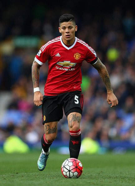 Happy 27th birthday to United defender Marcos Rojo!