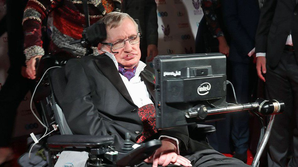 Stephen Hawking has a message for Trump: Don't ignore climate change https://t.co/0PSasLH9p1 https://t.co/uCWkKHlf64