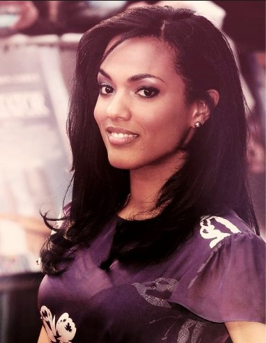 Happy Birthday, FREEMA AGYEMAN, my favorite companion.