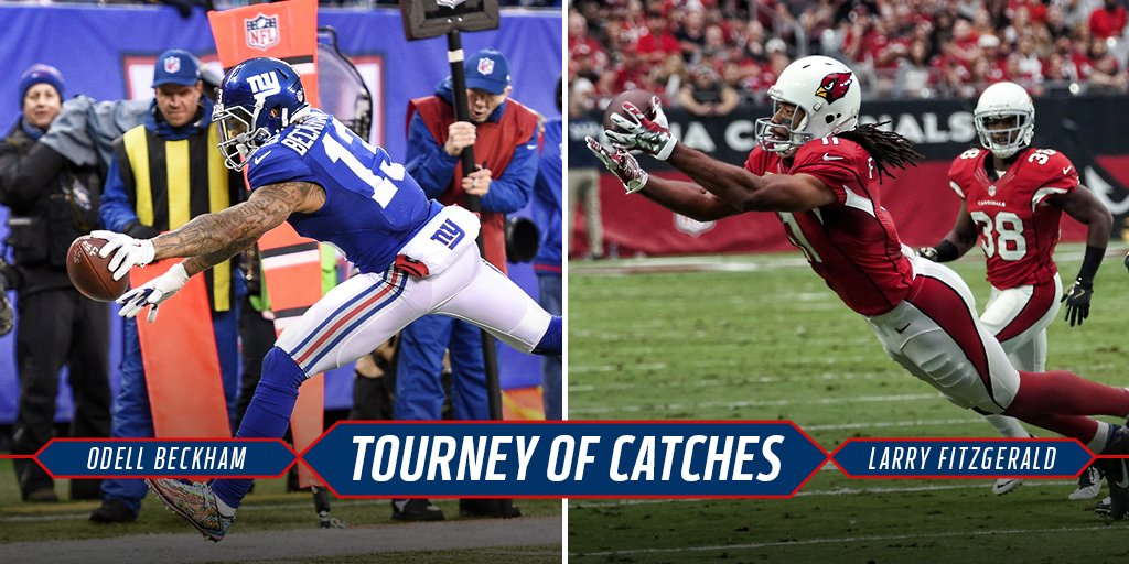 What was the best catch of 2016? It's your chance to decide.  FULL BRACKET: https://t.co/ZEXPWhNMUq https://t.co/3CMtlr7Tfd