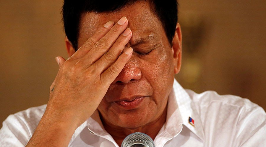 Philippines' Duterte calls Obama 'idiot,' thinks Trump would endorse his war on drugs