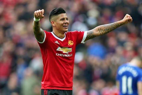 Happy 27th Birthday, Marcos Rojo!!