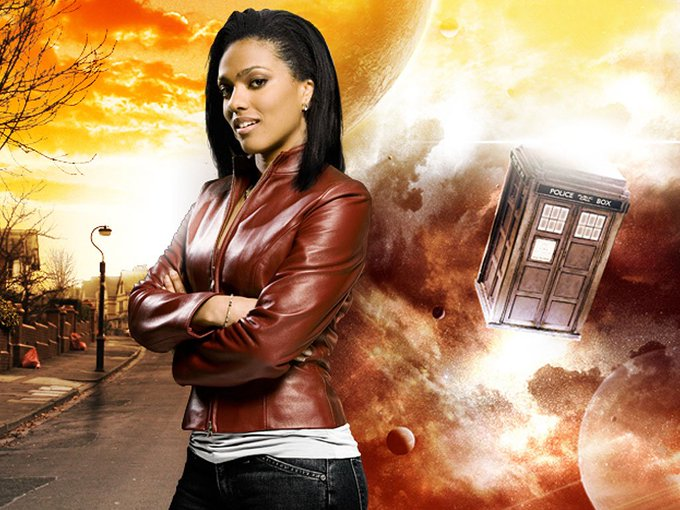 A happy 38th birthday to Doctor Who\s Freema Agyeman.