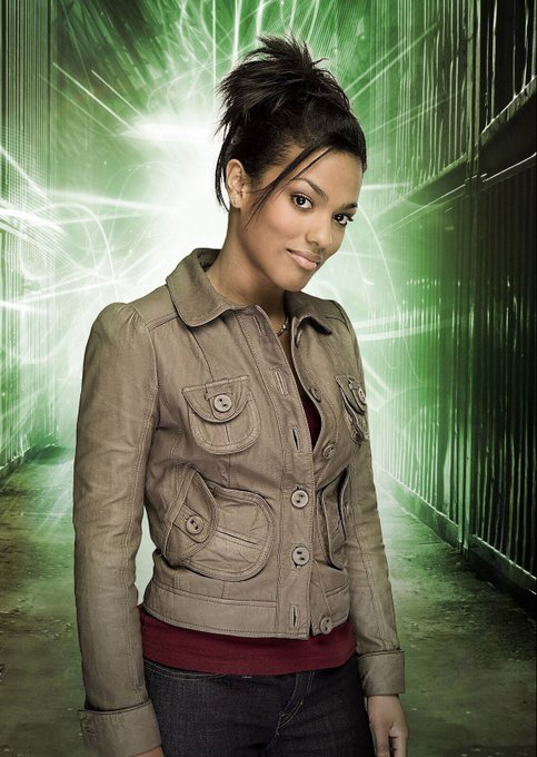 Happy birthday Freema Agyeman! Hope you have a wonderful day