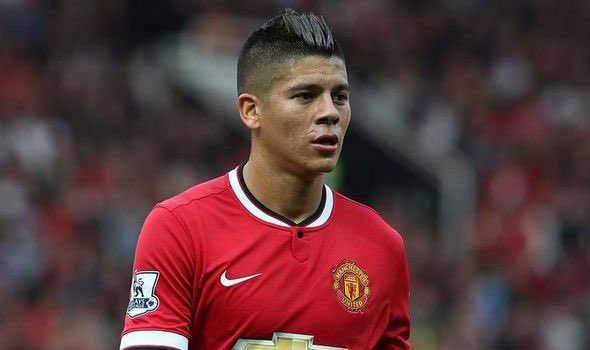 Happy Birthday Marcos Rojo, a player re born at under Jose Mourihno!
