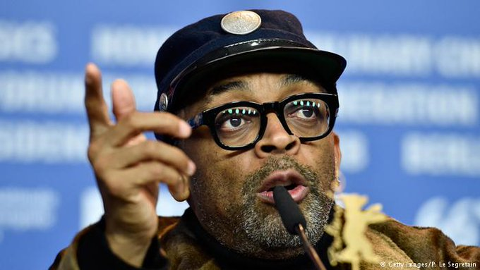 Happy 60th birthday, Spike Lee!  via