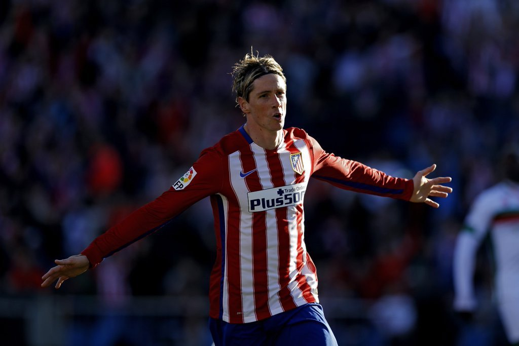 Happy 33rd birthday to Fernando Torres