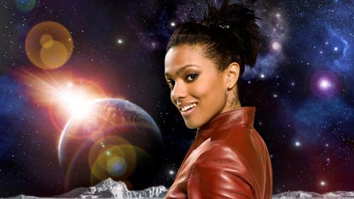 Many Happy Returns to Freema Agyeman aka Martha Jones who celebrates her Birthday today.