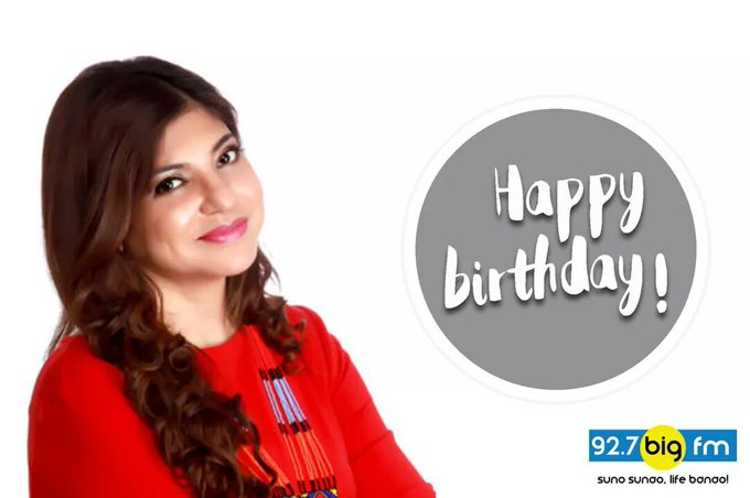 """It is always great to work with A. R. Rehman\"" - Alka Yagnik. Wishing a very Happy Birthday."