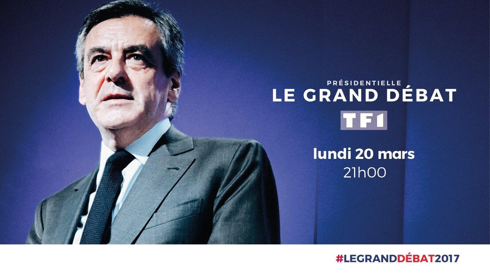 #LeGrandDebat : tous avec @FrancoisFillon ce soir ! #MomentDeVerite #Fillon2017 #JeVoteFillon #FillonPresident. https://t.co/LaQM0COyew