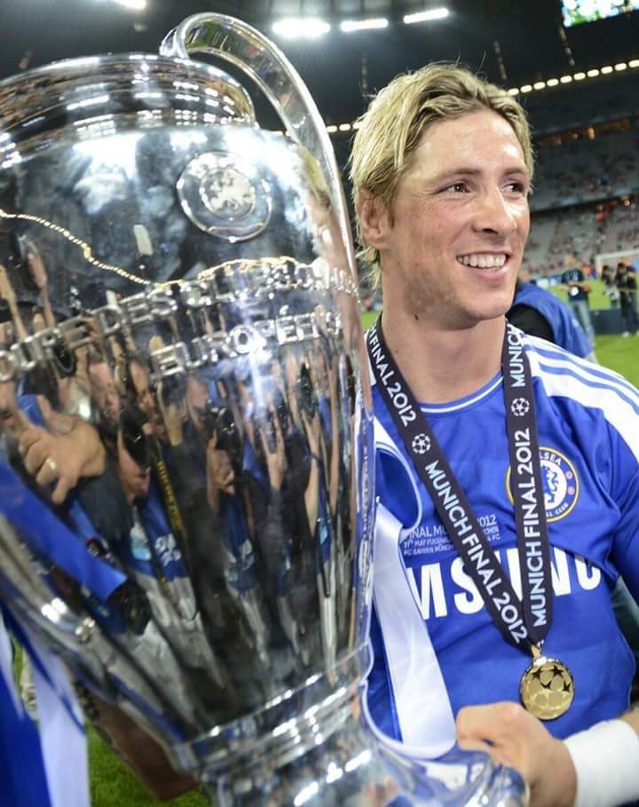 Happy birthday Fernando Torres.. More good health