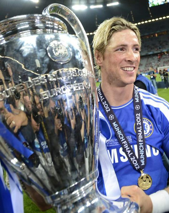 Happy birthday Fernando Torres.. More good health