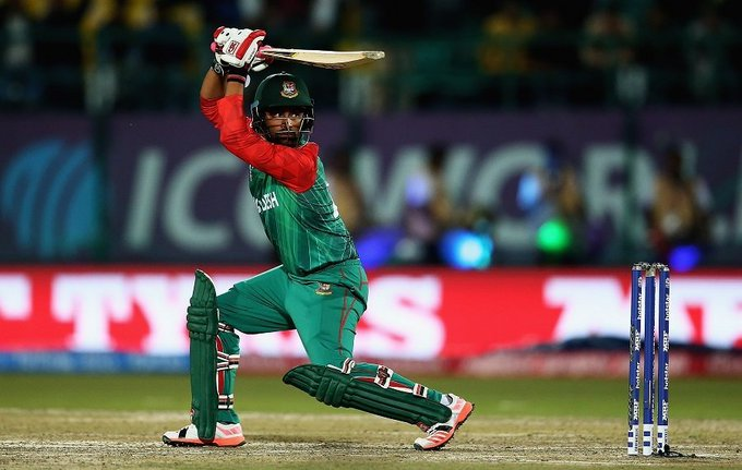 Happy Birthday Tamim Iqbal 268 runs with 2 centuries against England in 2010 series