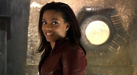 Happy birthday  Freema Agyeman. Martha in Dr Who.