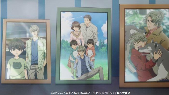 サンテレビにてご覧いただきありがとうございました!BD&DVD「SUPER LOVERS 2」は3月24日(金)