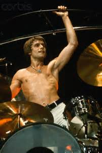 Wishing a happy birthday to the drummer of progressive rock group Emerson Lake and Palmer: Carl Palmer.