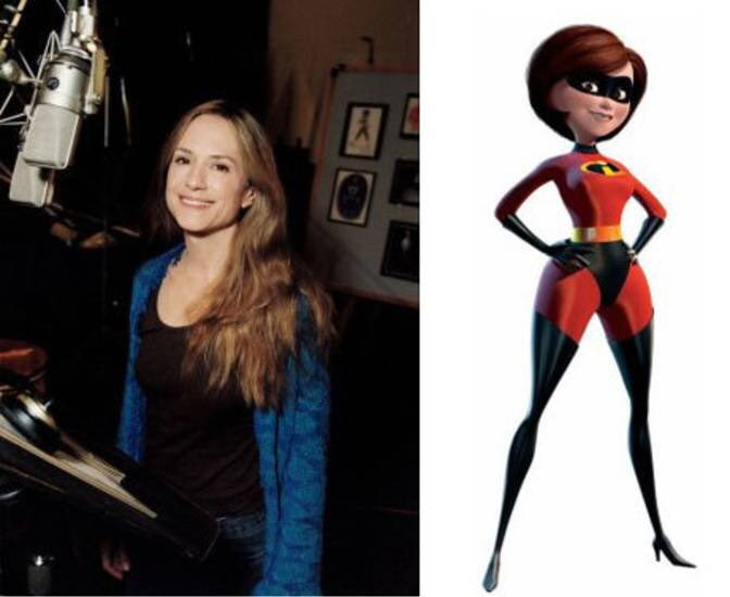 Happy 59th Birthday to Holly Hunter! The voice of Helen Parr in The Incredibles.