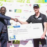 BESSELING, THE MAN TO BEAT: Dutch golfer wins inaugural KCB Masters Golf Championships