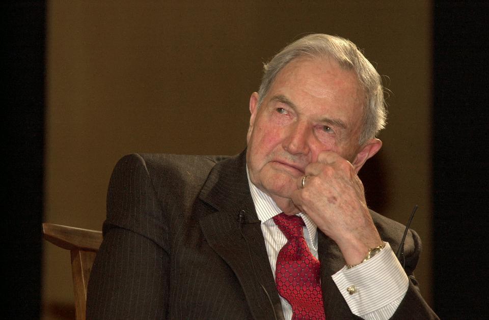 David Rockefeller, the world's oldest billionaire, passes away at age 101