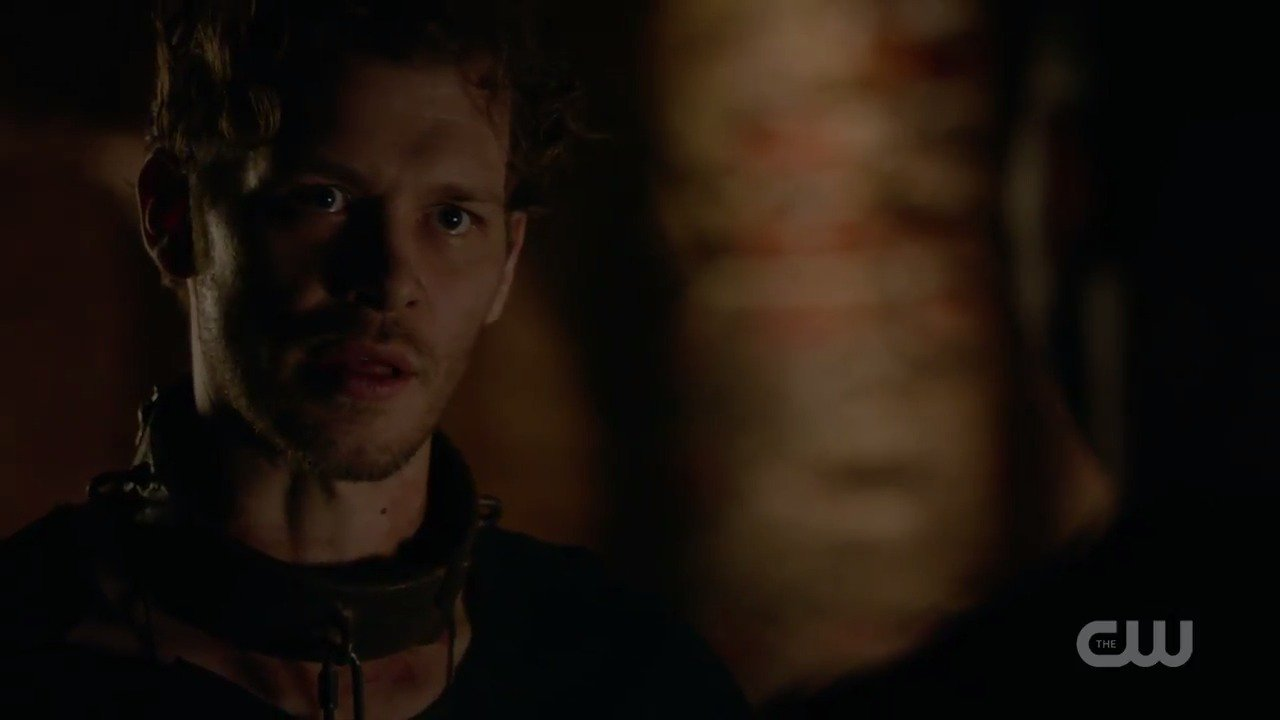 Klaus offers Marcel a deal he can't refuse. Stream #TheOriginals premiere now: https://t.co/PdQmKKwak5 https://t.co/1SdrxZOOk4