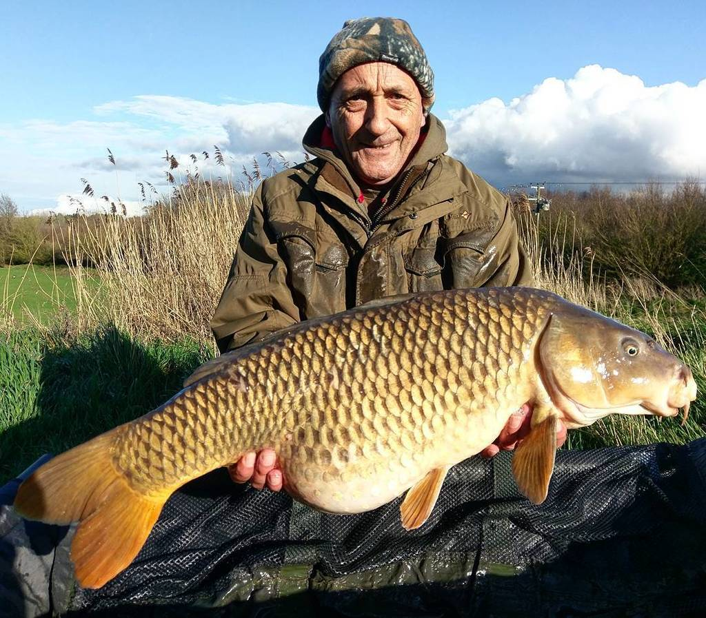 Member Les with a 23lb common & new Crowsheath PB! #carpfishing #carplife #<b>Dayticket</b> #com