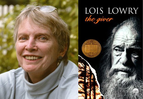 Happy birthday Lois Lowry! The Giver Quartet and the Anastasia books are some of her best loved titles.