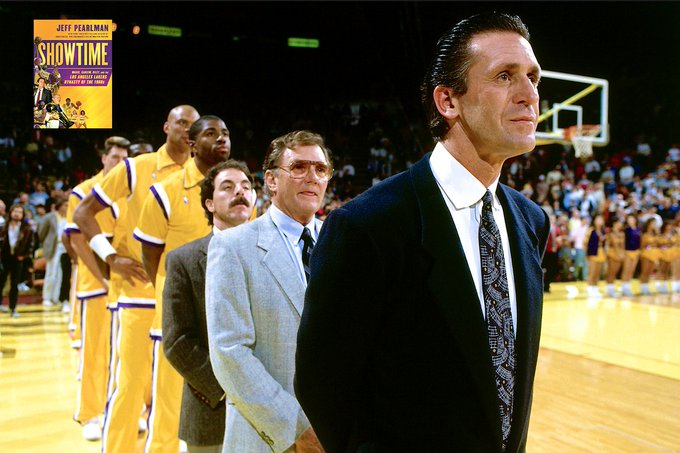 Happy Birthday Pat Riley   Top 5 Moments in Lakers History: