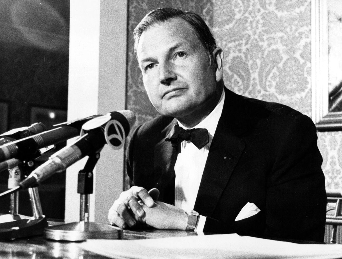 Banker and philanthropist David Rockefeller dies at 101