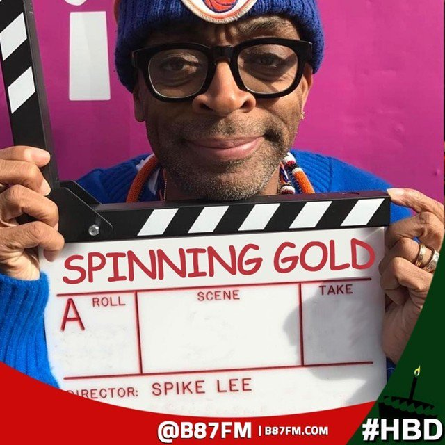 Happy Birthday to the Legend Spike Lee who turns 60 today. ( via